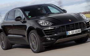 The Porsche Macan is a residual value-giant